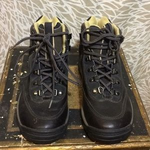 Men's timberlands performance leather hiking boots